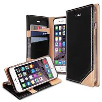 For iPhone 6 / 6S | Ringke [DISCOVER] Premium Leather Wallet Protect Case Cover
