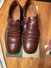Men's Josef Seibel Steven Roma Leather Shoes - Original Box