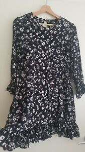 FCUK French Connection Women's Dress Floral Size 8