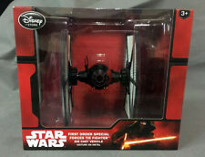 DISNEY STORE STAR WARS FIRST ORDER SPECIAL FORCES TIE FIGHTER DIE CAST VEHICLE