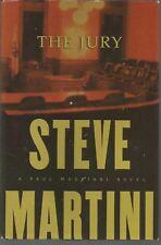 The Jury by Steve Martini (2001, Hardcover) A Paul Madriani Novel