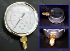 "LIQUID FILLED PRESSURE GAUGE 65MM 0-150PSI G1/4"" (LPG65/150)"