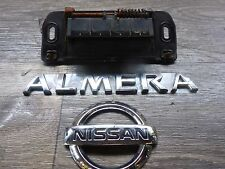 Nissan Almera II N16 2000–2006 Öffner Griff Heckklappe Kofferraumdeckel