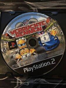 Buzz Junior: Verrückte Rennen (Sony PlayStation 2)