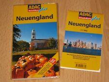ADAC Reiseführer plus Neuengland: Mit Karte zum Herausnehmen von Heike Wagner un
