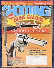 Magazine SHOOTING TIMES June 2002 !!! MARLIN 39A .22 RIMFIRE RIFLE !!!