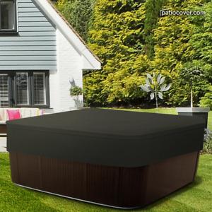 "Large Square Hot Tub Cover Cap (14""H x 94""W x 94""L)"