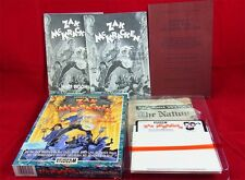C64: Zak Mckracken - Signed by Ron Gilbert, David B. Fox, Matthew Kane