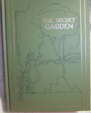 """The Secret Garden"" Frances Hodgson Burnett Illustrated Charles Robinson in SC"