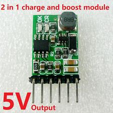 3.7V 4.2V Lithium Lipo Battery Charge Discharge Board Step-up 5V DC Module UPS