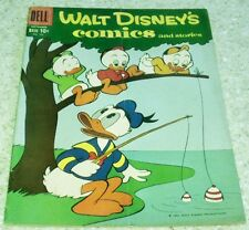 Walt Disney's Comics and Stories 228, FN (6.0) No Rest Rescued! 50% off Guide!