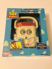 Pre-Owned Toy Story Talking Mr. Mike Voice Changer IN BOX WORKS
