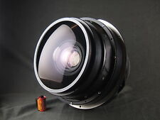 "Huge Carl Zeiss ""Biogon"" for 8x10"" large format ( Pleogon A2 4/153mm )"
