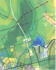Jerry's Map Original Panel S1/W8 Gen III Collectible Generative Art!