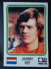 Panini 88 Johnny Rep Niederlande WM 74 World Cup Story
