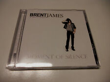 """Brent James """"Moment of Silence"""" Aor cd Indie 2011"""