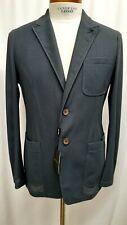 Giorgio Armani Black Label EU 50 US 40 38 Sport Coat Jacket Poly Stretch Blazer