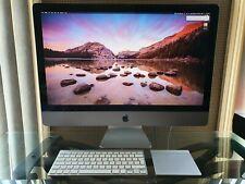 Apple iMac 27 Intel Core i7 3.4GHz