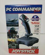 PC Commander Plus Flight Simulator Video Game Joystick Controller SV-207A