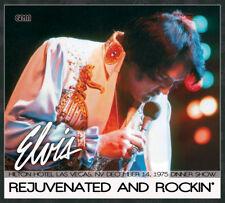Elvis Collectors CD  - Rejuvenated And Rocking  (GravelRoad)