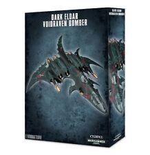 Warhammer 40k Dark Eldar Voidraven Bomber NIB