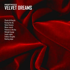 "SSSFINXXX ""Velvet Dreams""-Chill TripHop Ambient Downtempo Music FREE SHIPPING!!"