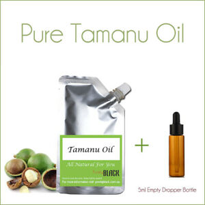 ✅ 100% Pure Tamanu Oil For Skin Care Acne/Blemish Cold Pressed Virgin Unrefined