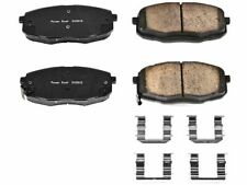 For 2010-2013 Kia Forte Disc Brake Pad and Hardware Kit Front Power Stop 39739CQ