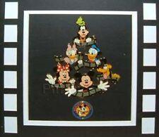DISNEY PINS FRAMED SET~ DISNEYANA CONVENTION~1998~LE- *CHRISTMAS IN JULY SALE*