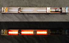 Star Wars Hasbro DARTH VADER Episode IV Ultimate FX red lightsaber - BRAND NEW