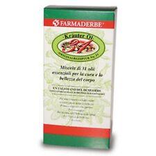 OLIO 31 ERBE -Originale Krauter-100 ml-Vapori balsamici-Massaggi-Farmaderbe