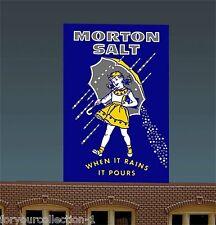Miller's Morton Salt When it Rains it Pours Animated Neon Sign Miller Engineerin