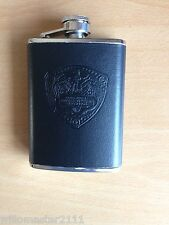 JACK DANIELS 4oz  BIRTHDAY  HIPFLASK  FROM 2008