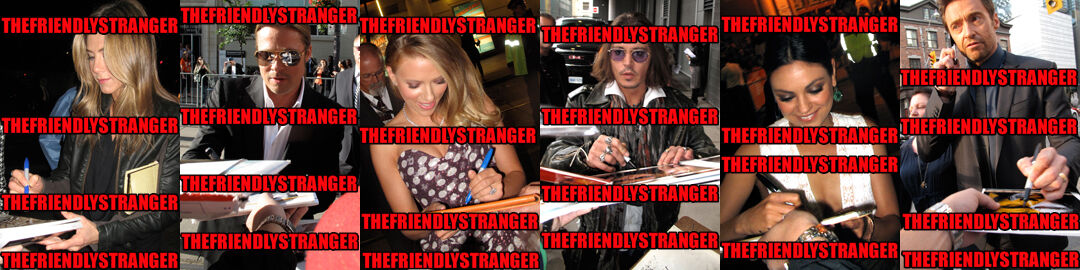 THEFRIENDLYSTRANGER