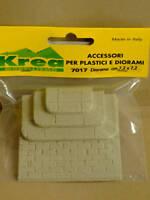 Diorama in resina da rifinire per modellismo scala 1/35 - Krea 7017