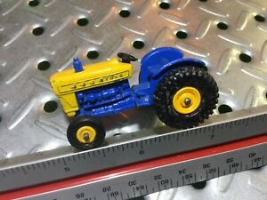1966 Lesney Ford Tractor #39