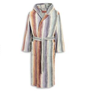 Missoni Unisex bathrobe with hood sponge YOSEF 165