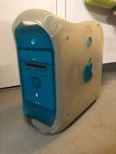 Apple Power Macintosh G3 w/ PowerPC Tower BLUE