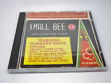 * The Paper Tulips - Small Bee Helicopter Type CD * Flipside FLIP58 *