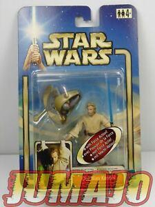 BLI30 figurine STAR WARS AOTC Attack of the clones OBI WAN KENOBI coruscant