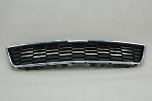 2012 - 2014 CHEVROLET SONIC FRONT BUMPER RADIATOR GRILLE GRILL WO EMBLEM UPPER