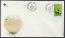 SOUTH AFRICA: First Day Cover,1976,12.2, Gary Player stamp (Sc 459)