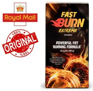 FAST BURN EXTREME Fat reducer, body weight, metabolism, expose muscles, burning