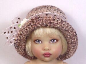 'SANDSTORM' one of a kind (OOAK) handmade hat only for Riley Kish
