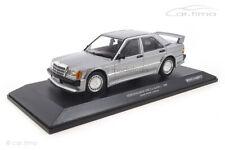 Mercedes-benz 190e 2,5-16 evo 1 plata Minichamps 1:18 155036001