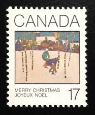 Canada #871 MNH, Christmas - Greeting Cards Stamp 1980