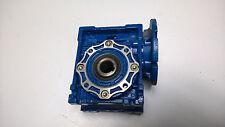 MOTOVARIO RIDUTTORE NMRV/40 repporto i 1-30 ingres.11mm uscita 18 mm flangia 90