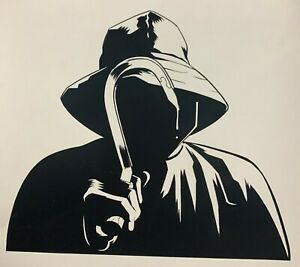 I Know What You Did Last Summer Inspired Vinyl Decal
