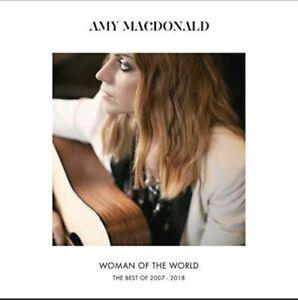 • AMY MACDONALD • WOMAN OF THE WORLD - BEST OF 2007 - 2018 • NEU OVP