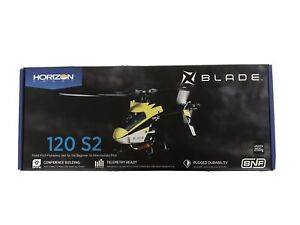 Blade 120 S2 Micro RC Heli Used But In Excellent Condition With Some Spares